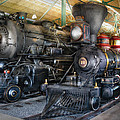 Mike Savad - Train - Engine - Steam...