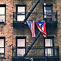 Sarah Loft - Two Flags in Washington...