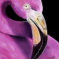 Arline Wagner - Very Pink Flamingo