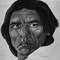 David Edmonds - Wes Studi as Geronimo