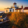 Inge Johnsson - West Point Lighthouse