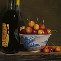 Barry Williamson - Wine and Cherries