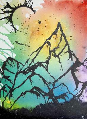 Mountain Paintings