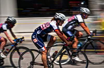 Bicycling Racing