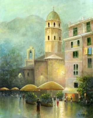 Italy paintings