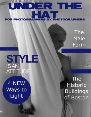 March Issue of Under the Hat Best Fine Art Photographers Contest