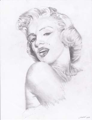Marilyn Monroe Portraits