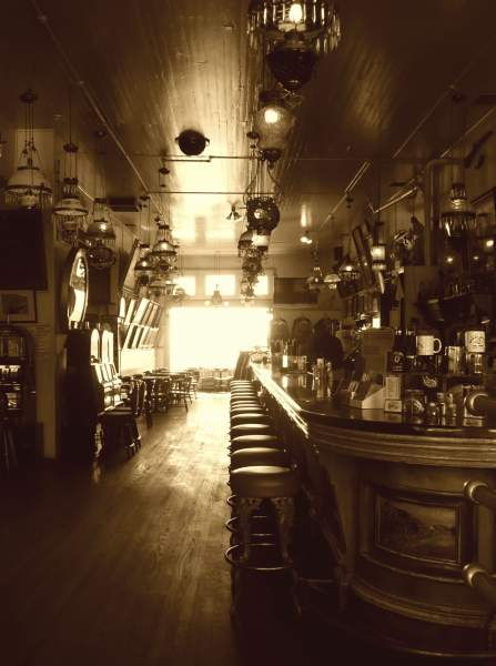 Taverns Bars and Saloons Photography
