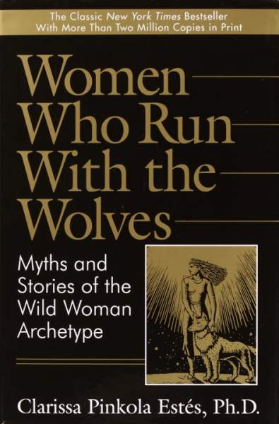 Women Who Run With the Wolves - Logo Contest