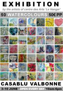 Watercolour Exhibition