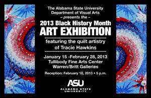 2013 Black History Month Art Exhibition