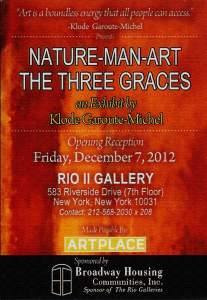 Nature Man Art     The Three Graces