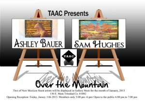 New Work By Sam Hugh And Ashley Bauer