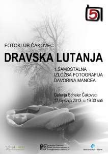 Solo exhibition of landscape photographs