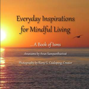 ENERI Communications BOOK LAUNCH Everyday Inspirations for Mindful Living A Book of Isms Rieny Arun at Tiffani Kim Institute