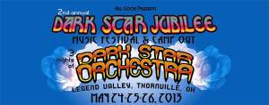 Dark Star Jubilee - Music Festival and Campout