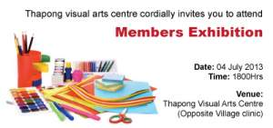 Thapong Artist of the Year Exhibition