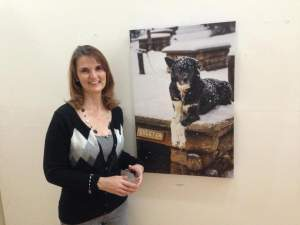 DOGGIE TALES PHOTO GALLERY EXHIBIT
