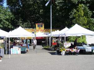 Saturday Windance Troutdale Farmer and Artist Market