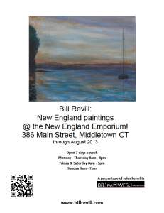 New England Paintings at New England Emporium