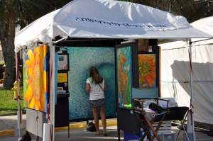 Downtown Delray Festival of the Arts