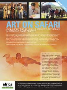 Art Safari South Africa