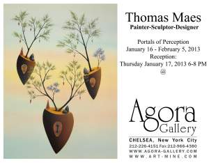 Thomas Maes at NYC