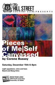 Pieces of Me Self Canvassed Solo Exhibition