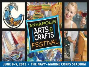 The Annapolis Arts and Crafts Festival