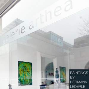 Lederle Exhibition at Arthea Gallery Germany