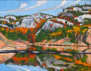 Art Retreat in Prince Edward County Ontario Canada