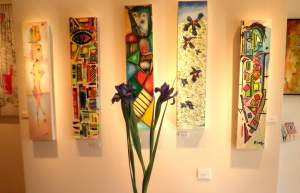 First Friday and Artwalk Weekend at Franz Fox Studios and Gallery