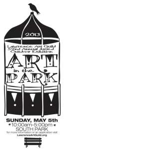 Art In The Park in Lawrence Kansas