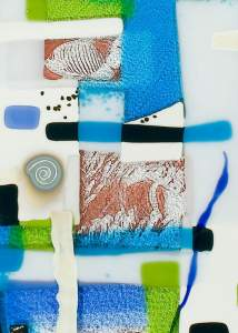 Glass Fusing 1 with Marianne Hite at PAA