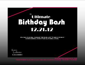 Ultimate Birthday Bash