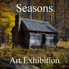 Seasons Art Exhibition Now Online and Ready to View