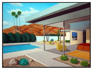 MODERN LOVE a tribute to Palm Springs Moderism week