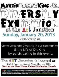 Diversity Exhibition at the Art Junction