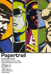 Papertrail by Corey Pickett