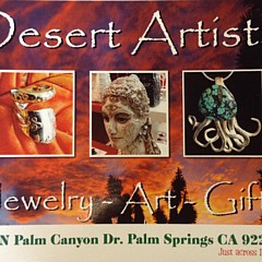 Desert Artists - Fine Art Gallery