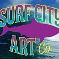 Surf City Art Co - Fine Art Gallery