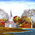 country churches - Art Group