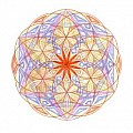 Sacred geometry of the universe - Drawings - Art Group