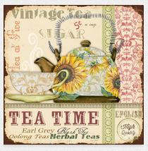 Artist Jean Plout Debuts New Tea And Coffee Collection