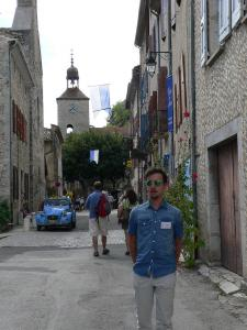 Gaulthier MONZIES In Chatillon En Diois France