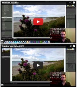 New Episode On Tom Migot Photography Youtube Channel - What Is An XMP File