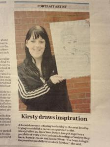 Kirsty Draws Inspiration