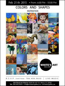 Jose Higuera And Whites Art Gallery